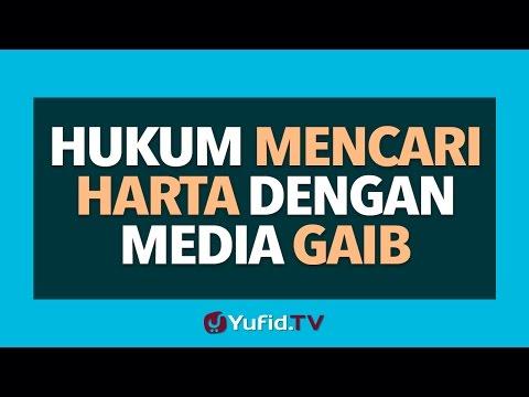 Hukum Mencari Harta Dengan Media Gaib