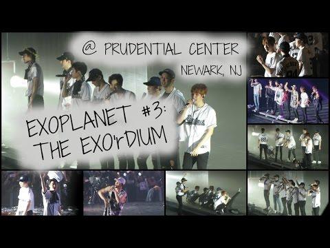 170425 EXO (엑소) – EXOPLANET #3 - THE EXO'rDIUM in NY (NEWARK) [FULL CONCERT]