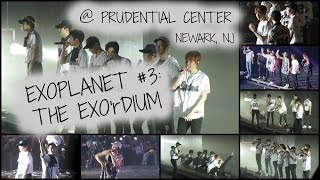 170425 EXO (엑소) – EXOPLANET #3 - THE EXO'rDIUM in NY (NEWARK) [FULL CONCERT]