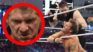 10 Times Vince McMahon HATED What He Was Seeing