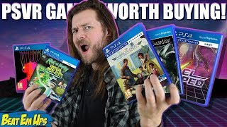 10 GREAT Upcoming Playstation 4 (PSVR) Games For PS4