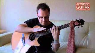 Antoine Dufour Lesson from Acoustic Guitar
