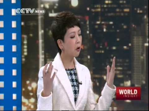 cctv china cental tv: Obama visit to saudi arabia and regional issues
