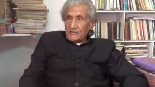 Salahuddin Nayyar legendary Urdu Poet and Writer speaks about Kavita Kiran