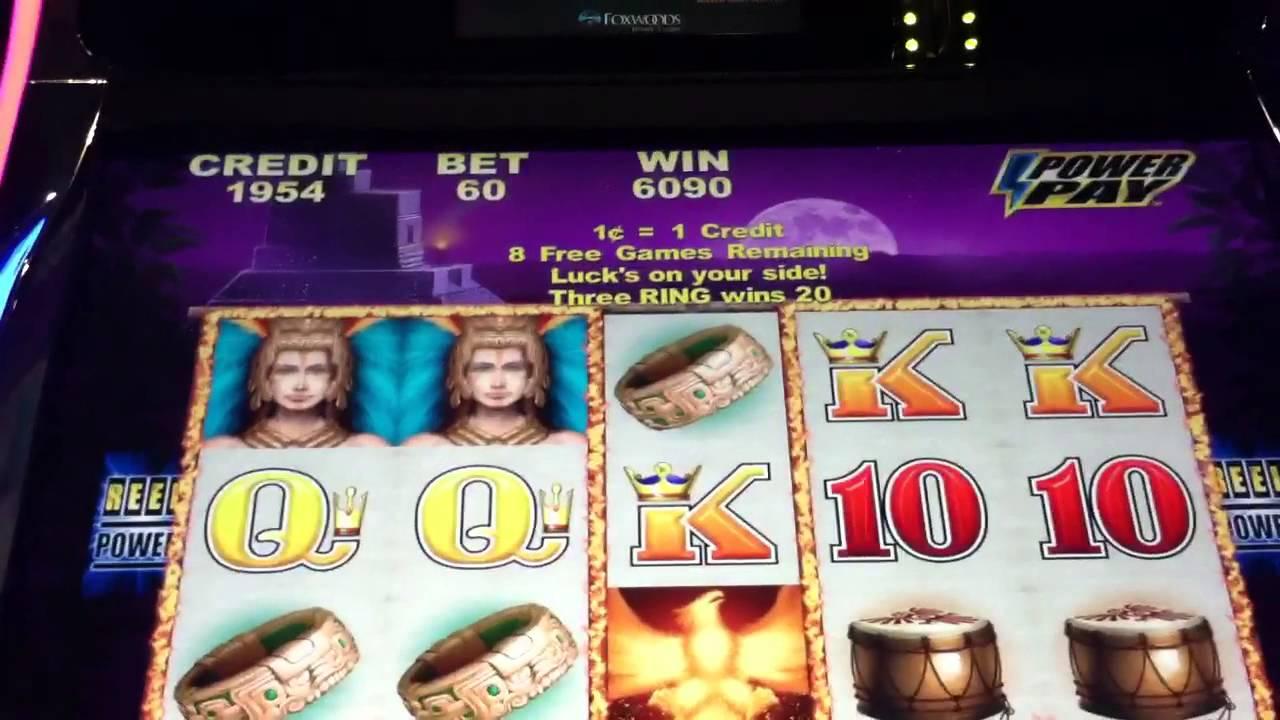 fire light slot machine