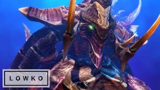 StarCraft 2: NYDUS Network Rush! (Zerg Rush)
