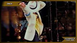 Michael Jackson Smooth Criminal Live Oslo 1992 Hd