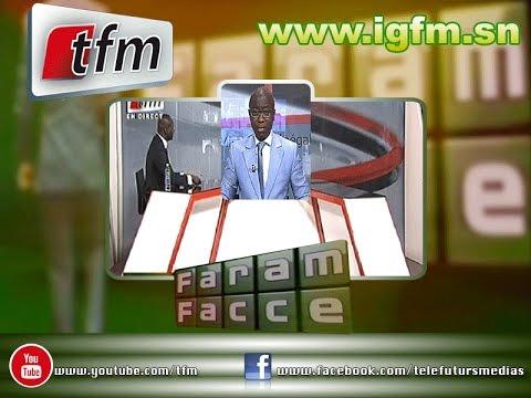 Faram Facce - 30 Septembre 2015 - Dr Abdourahmane Diouf de Rewmi