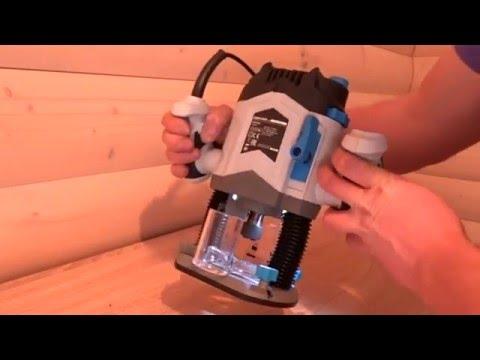 Ручной фрезер  макалистер 1500 недорогой инструмент из касторама