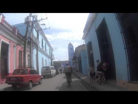 MAH00089 - Riding into Sancti Spiritus, Cuba.