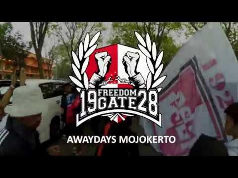 Freedom Gate Awaydays Mojokerto @ PSMP VS PSBI Blitar  (20.8.2016)