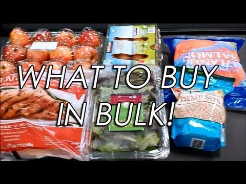 Best Healthy foods to buy in Bulk at Costco