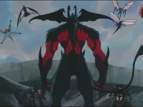 Amon l'apocalisse di Devilman (2 di 5)