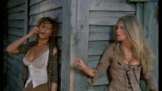 Petrolejářky 1971 Claudia Cardinale Brigitte Bardot