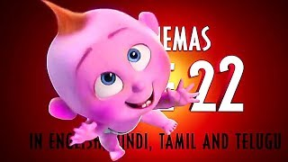 """INCREDIBLES 2 """"Adorable Jack Jack"""" Full Movie Trailer NEW (Animation, 2018)"""