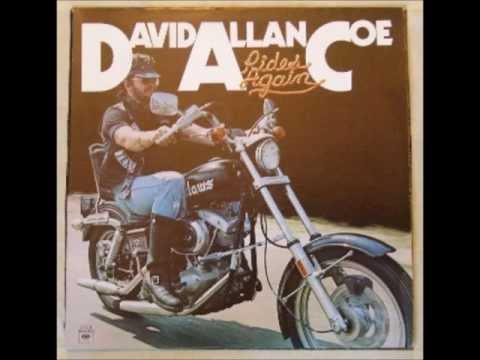 David Allan Coe - A Harley Someday