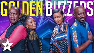 TOP GOLDEN BUZZER Auditions On East Africa's Got Talent 2019! | Got Talent Global