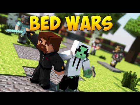 Minecraft BedWars #52 - БЫСТРАЯ АТАКА