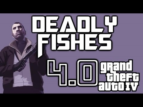 GTA TBOGT Deadly Fishes 4.0 Script Iso mods (download)