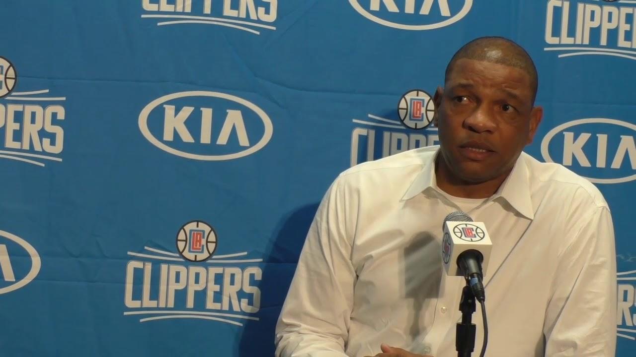 Doc Rivers says DeAndre Jordan needs to be himself   ESPN