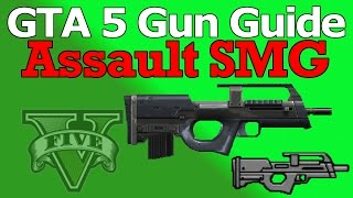 GTA 5 Assualt SMG (Review, Stats, & How To Unlock)