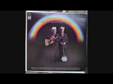 Lester Flatt and Earl Scruggs - I Wont Be Hanging Around