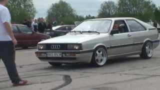 Audi Coupe b2 84r. 2.0 16 V
