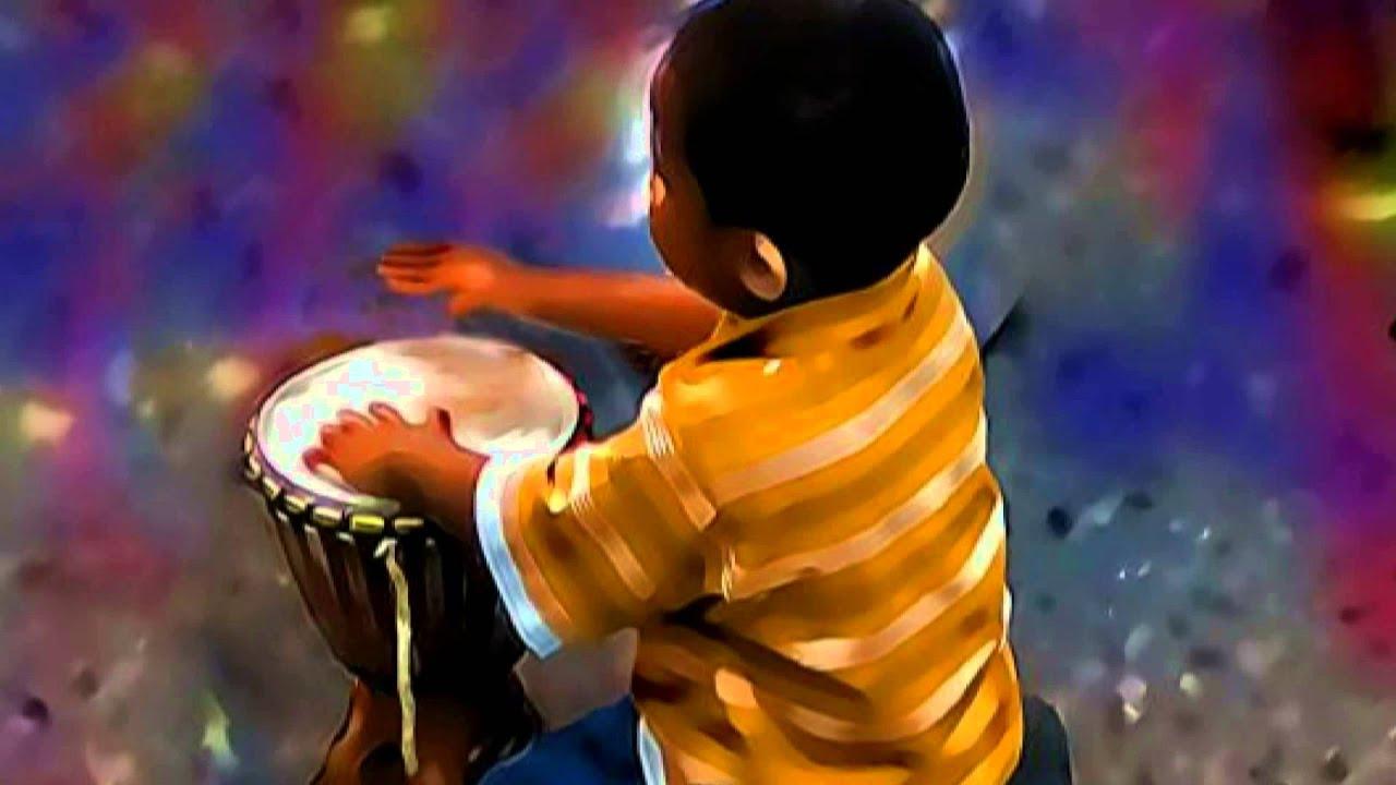 Little drummer boy wallpaper
