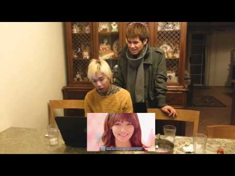 Snsd - I Got A Boy Mv Reaction video