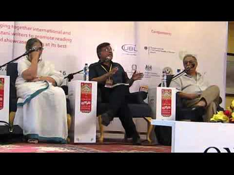 Dr. Pervez Hoodbhoy talks about Eqbal Ahmad at the Karachi Literature Festival (Feb 2016)
