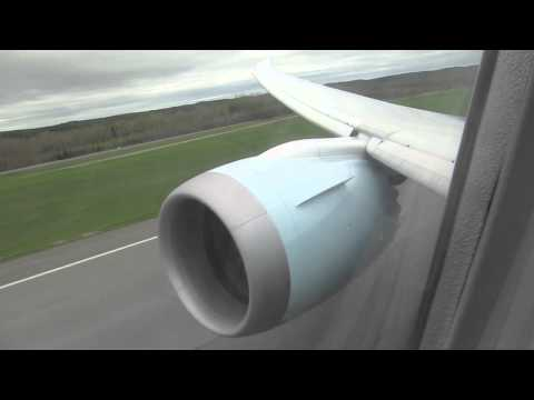 Air Canada 787 Inaugural Flight Toronto - Halifax