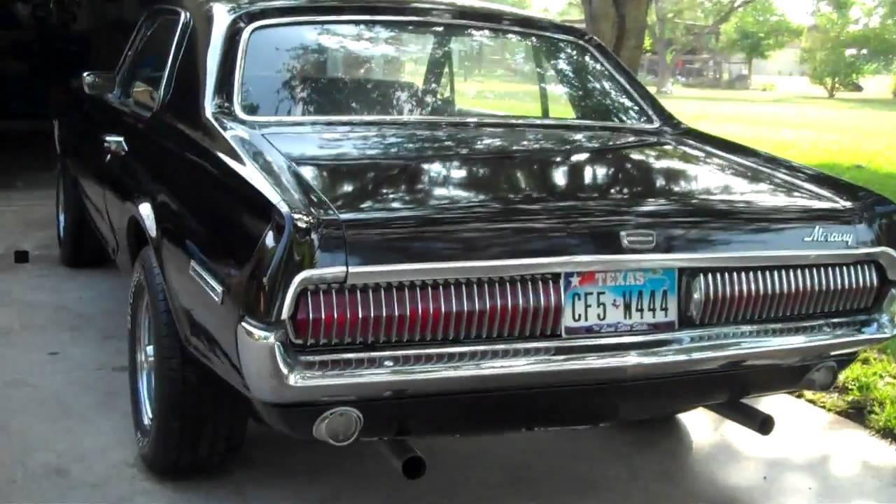 1967 Mercury Cougar Youtube