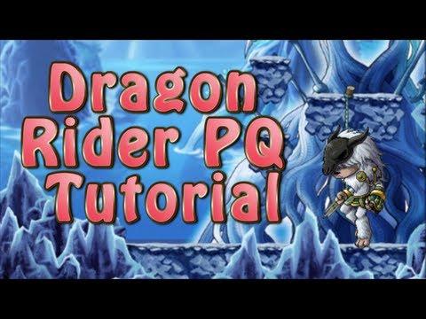 AionJC: Dragon Rider PQ Tutorial