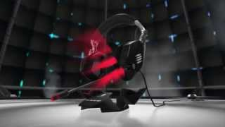 Mad Catz F.R.E.Q. 7 Gaming Headset Official Video