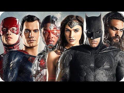 Justice League Bande Annonce 4 Vf - 21 Films Complet