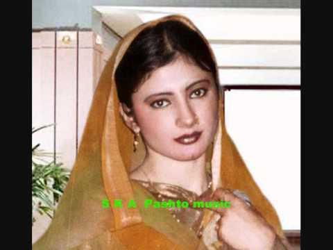 Nazia Iqbal  Album Wafa 2011 In Eid ( Waya Besabra Zra De Sabar Sho Zamana Sanga) video