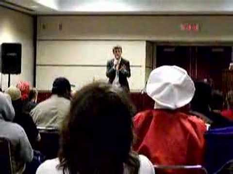 Crispin Freeman - Mature Animated Storytelling