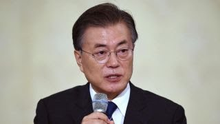South Korean president says no war on the Korean peninsula