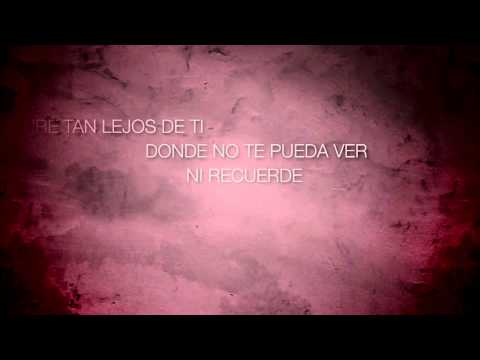 Pablo Alborán Me Iré Lyric Video