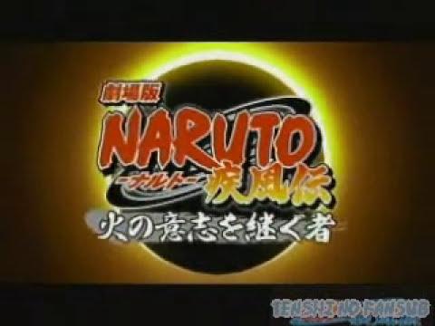 (TNF) Nuevo trailer Naruto Shippuden Pelicula 6
