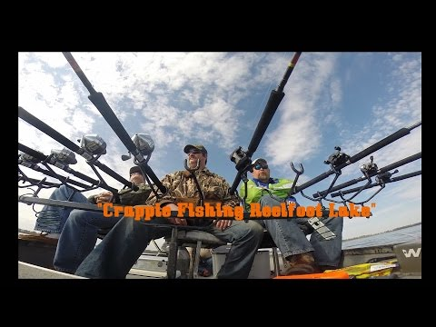 Crappie Fishing Reelfoot Lake Part 1