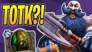 My Opponent MADE A HUGE Mistake! | Machine Gun Warlock | The Boomsday Project | Hearthstone