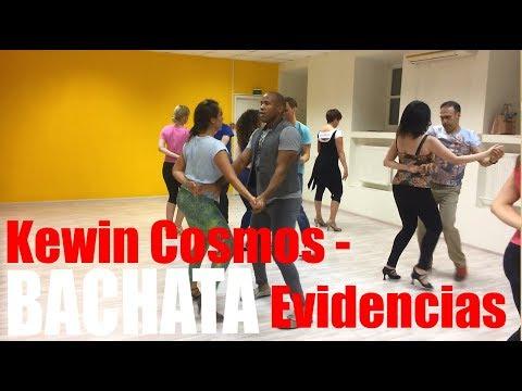 Bachata 09/2017 Kewin Cosmos - Evidencias | Бачата старшая группа A4G Dance Studio