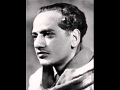 Faiz Ahmed Faiz (Urdu Poet) Interview with Radio Pakistan on 5-10-1974. Part 6.wmv