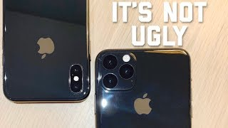 iPhone 11 camera isn't Ugly, you're just not used to it