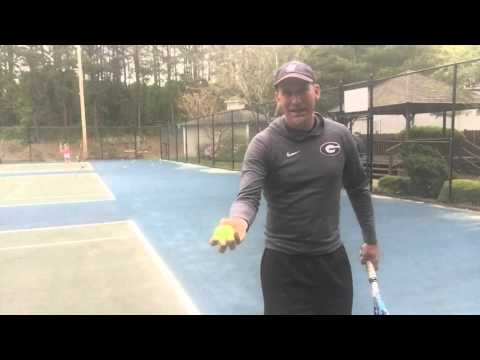 Serve Tennis: 3 Bad Tossing Habits on the Serve