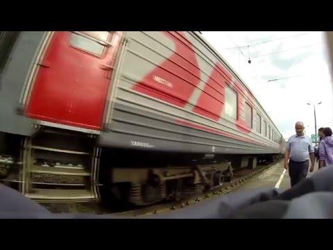 Из москвы в крым на море - путь на поезде
