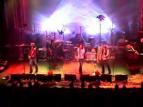 Black Crowes - Tied Up And Swallowed