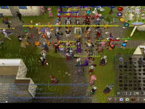 Runescape Constitution Skill ,Fally Riot,NPC Beasting ,CWS ,Corp & More ~David Bowie Tu Pac Changes