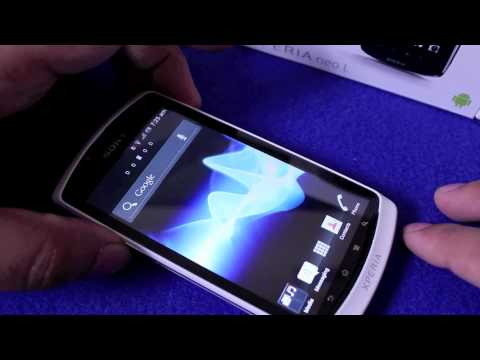 Sony Xperia neo L Review New! XPERIA NEO L : UNBOXING & hands on ...